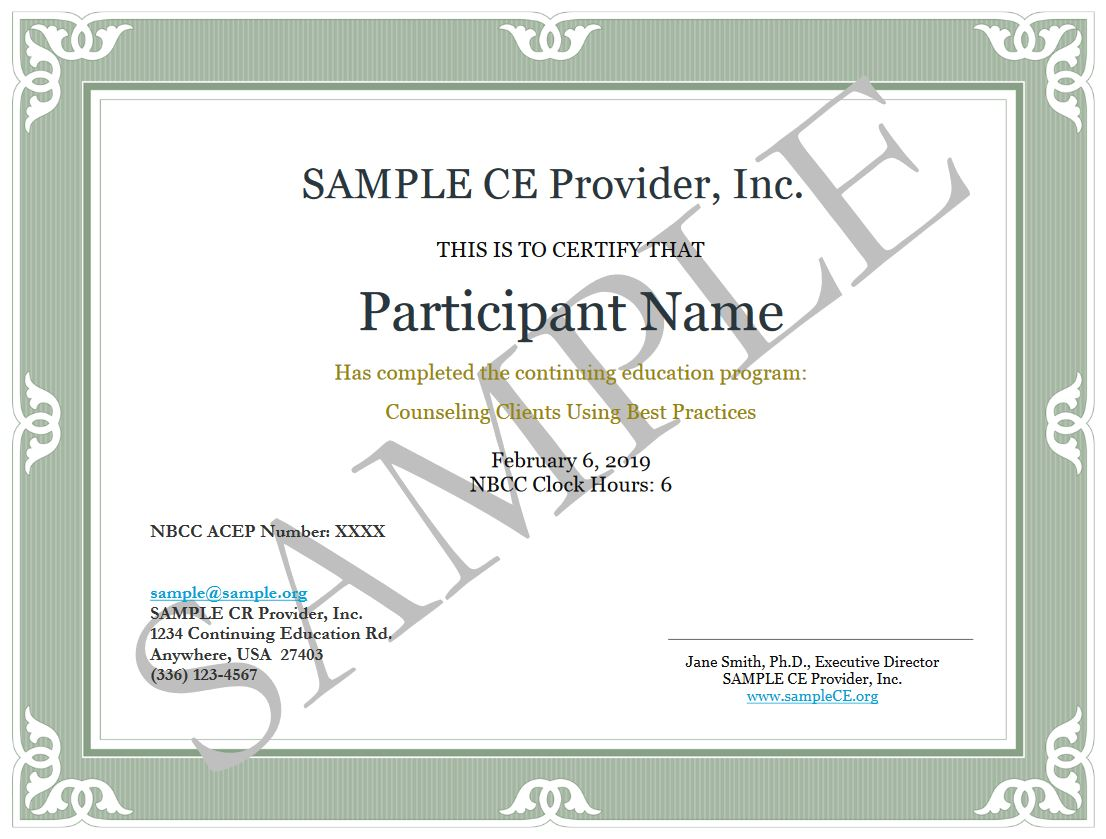Continuing education certificate template 28 images green leaf continuing education certificate template continuing education certificate template yadclub Image collections